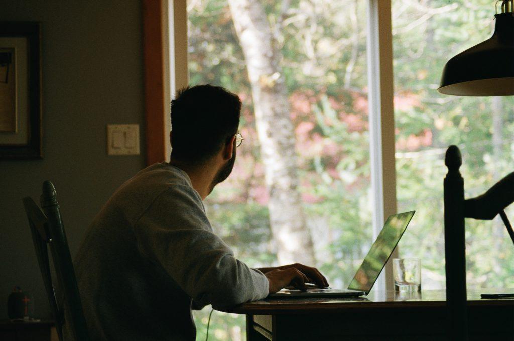 Brainstorming im Home-Office